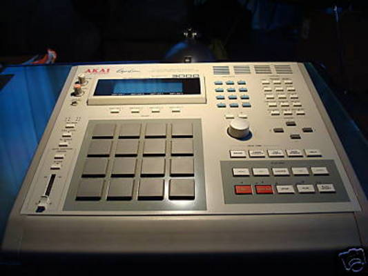 Product picture MPC 3000 Sound Kit Vol 1